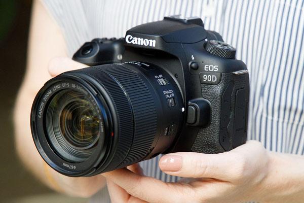 عکاسی حیات وحش با EOS 90D