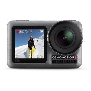 دوربین فیلمبرداری ورزشی DJI Osmo Action - خرید دوربین ارزان قیمت