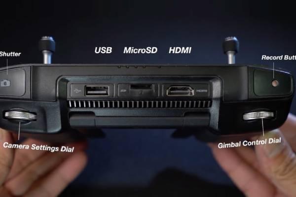 ویژگی های Smart Controller