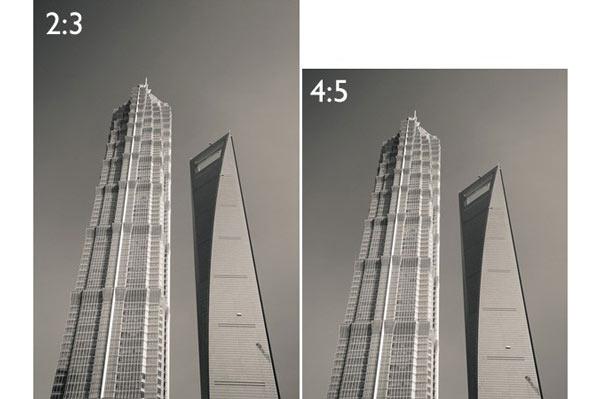اهمیت نسبت ابعاد تصویر در عکاسی