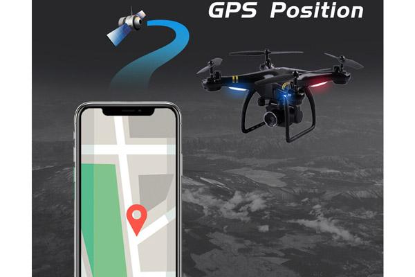 با GPS پرواز کنید