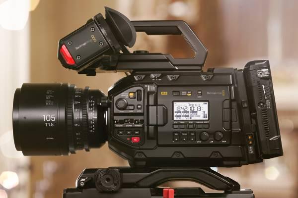 بررسی مشخصات دوربین Blackmagic URSA Mini Pro 4.6K