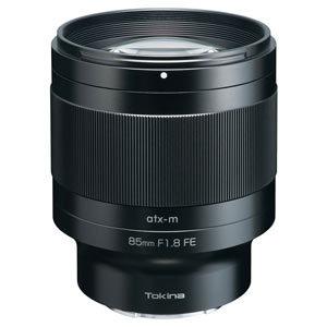 لنز دوربین atx-m 85mm F1.8 FE