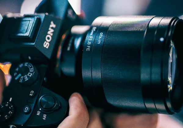 خرید لنز توکینا atx-m 85mm F1.8 FE