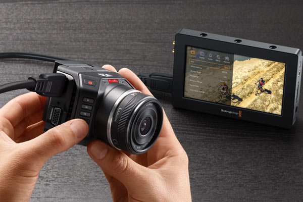 دوربین فیلم برداری Blackmagic Design Micro Cinema