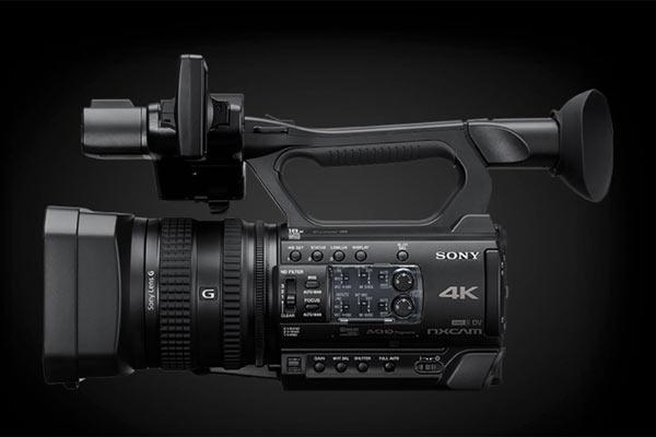 ویژگی های دوربین فیلمبرداری سونی HXR-NX200