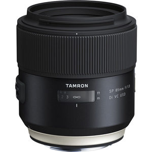 لنز تامرون SP 85mm F/1.8 Di VC USD