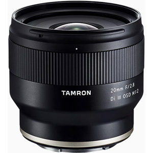 لنز دوربین تامرون 20mm F/2.8 Di III OSD M1:2