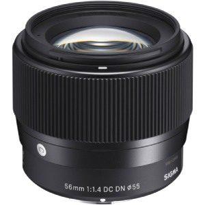 لنز دوربین 56mm F1.4 DC DN C