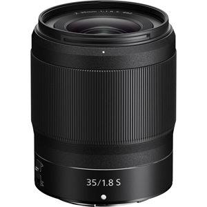لنز نیکون NIKKOR Z 35mm f/1.8 S