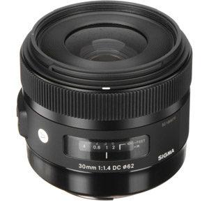 لنز دوربین 30mm F1.4 DC HSM | A سیگما