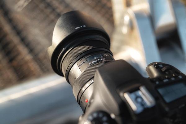 مشخصات فنی لنز توکینا atx-i 100mm F2.8 FF Macro