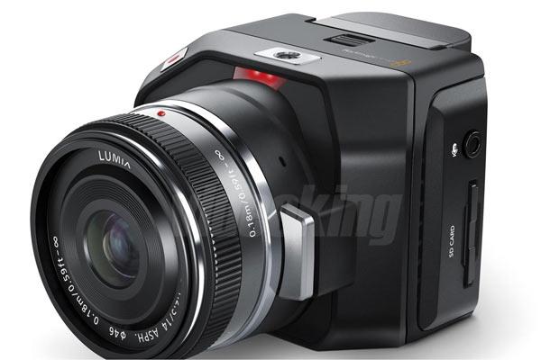 مشخصات دوربین بلک مجیک Blackmagic Micro Studio 4K