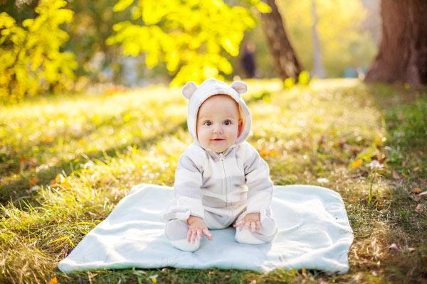 ژست های مناسب نوزاد