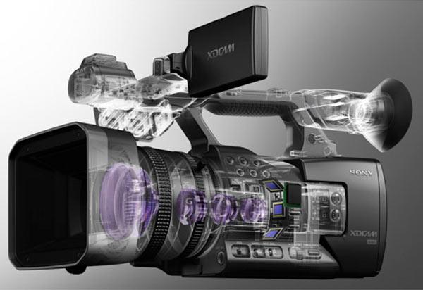 دوربین HXR-NX5R