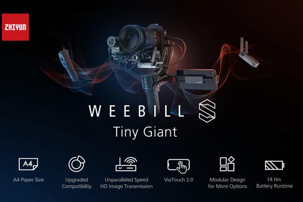 گیمبال Zhiyun-Tech WEEBILL-S