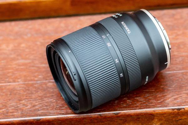 مشخصات لنز دوربین Tamron 17-28mm F/2.8 Di III RXD