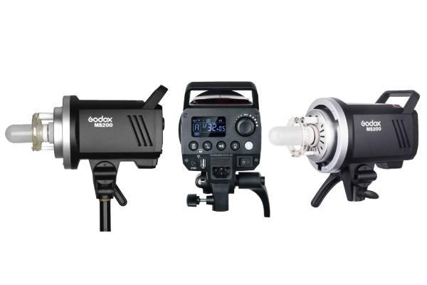 برسی فلاش گودوکس Godox MS300 Monolight