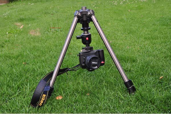تریپاد مناسب عکاسی از گل