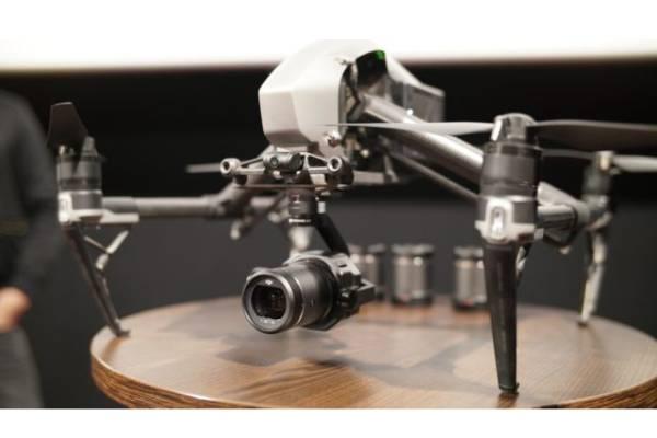 دوربین گیمبال Zenmuse X7