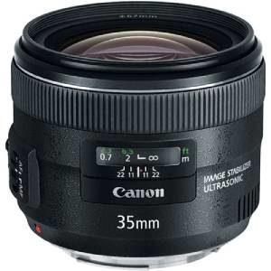 خرید لنز دوربین کانن Canon EF 35mm f/2 IS USM