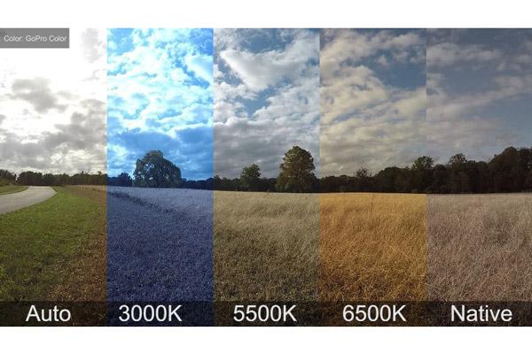 انتخاب وایت بالانس مناسب برای تصاویر