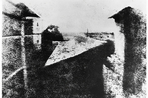 اولین عکس در جهان