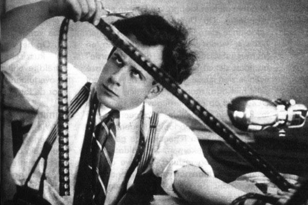 اولین فیلم عکاسی