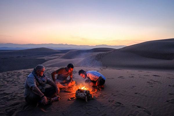 عکاسی از صحرا