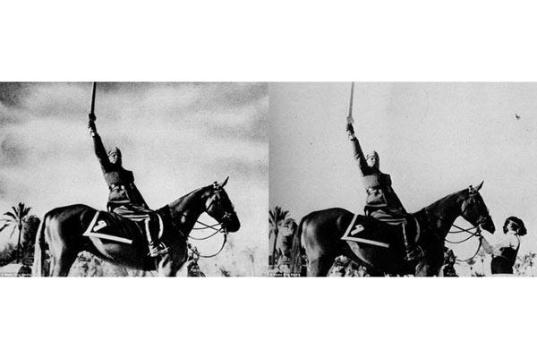 تاریخچه ی ادیت عکس