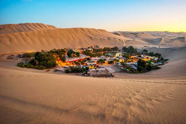 تصاویر غیر معمول از صحرا بگیرید