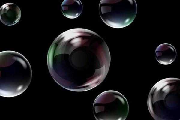 تکنیک های عکس گرفنن از حباب های صابون