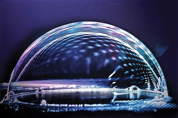 تصویربرداری از حباب