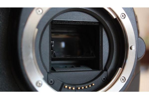 شاتر دوربین های DSLR