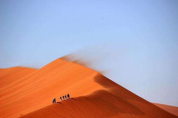 نکاتی برای عکاسی از کویر