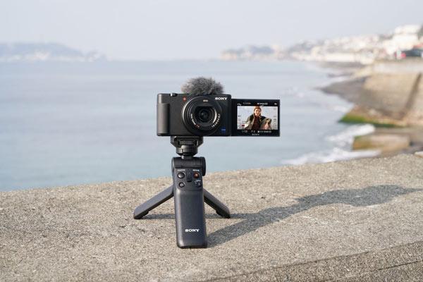 ضبط ویدیو با سونی ZV-1