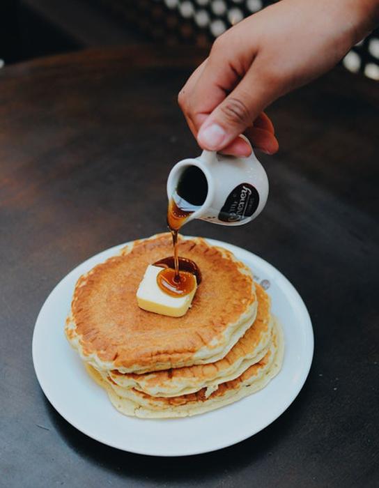 انتخاب زاویه در عکاسی اکشن از غذا