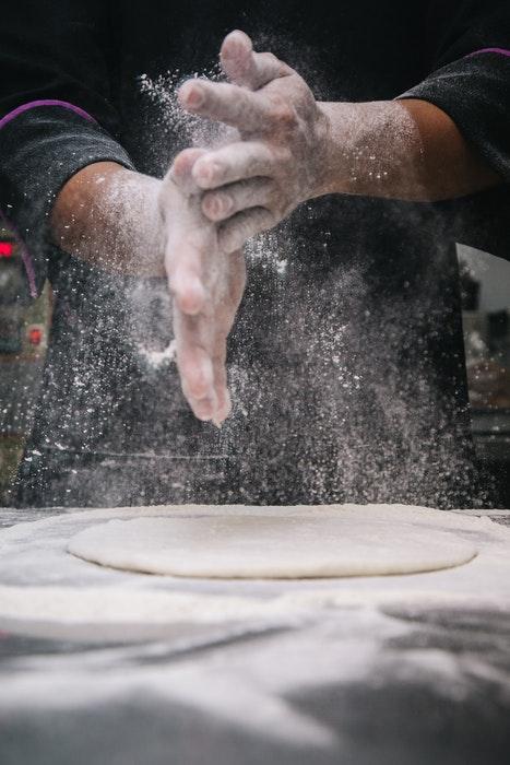 عکاسی اکشن از غذا با فوکوس دستی