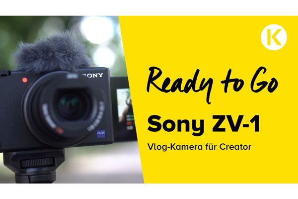 فوکوس در دوربین سونی ZV-1