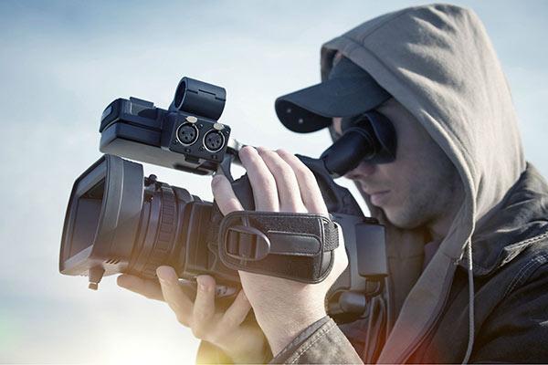 ضبط فیلم های حرفه ای