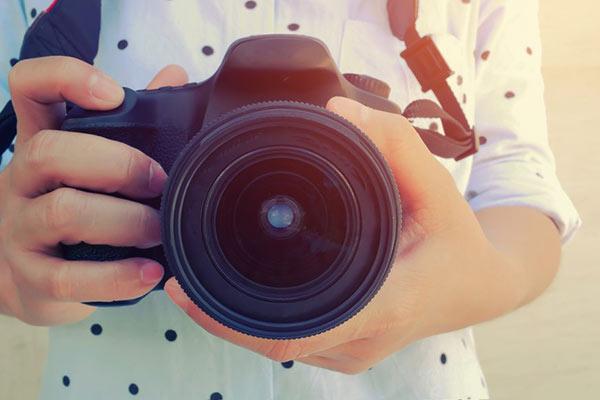 کاربرد EV در عکاسی