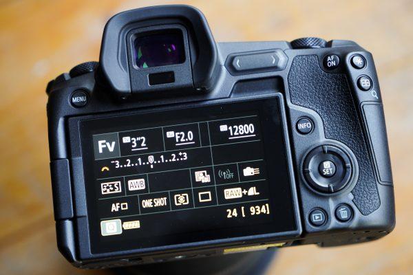 p مود یا حالت برنامه در دوربین عکاسی