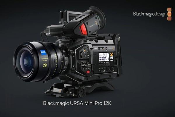 خرید بلک مجیک Ursa Mini Pro 12K