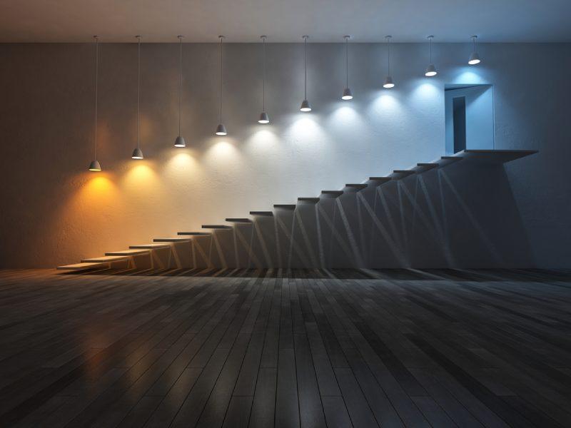 تنظیم دمای رنگ نورپردازی در فیلمبرداری