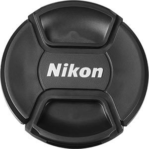 خرید درب لنز نیکون NIKON LENS CAP 58MM