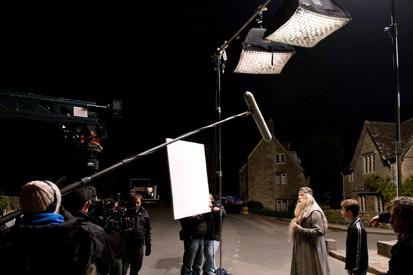 نورپردازی در فیلمبرداری