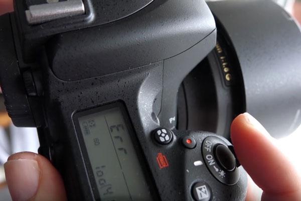 رایجترین خطا ها در دوربین های نیکون