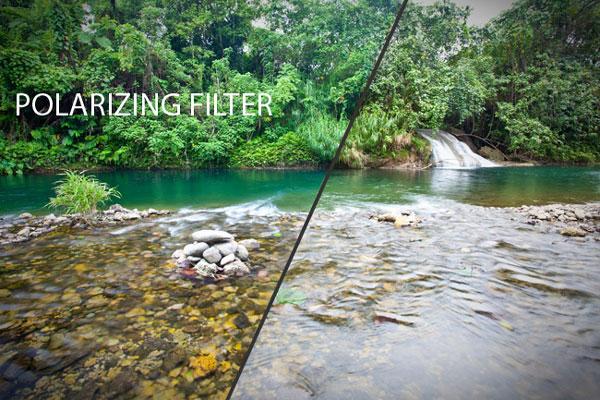 فیلتر پلاریزه چیست؟