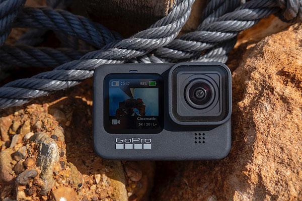 فیلمبرداری 5k با GoPro Hero 9