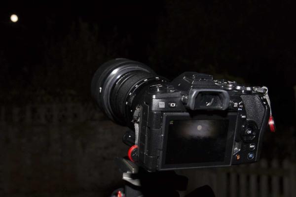 دوربین مناسب عکاسی از ماه گرفتگی